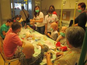 Dan anđela čuvara na dječjem hematološkom i onkološkom odjelu